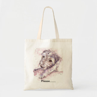 Can't resist the eyes budget tote bag