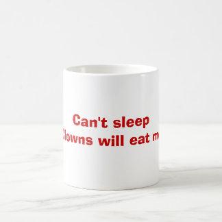 Can't Sleep Mug