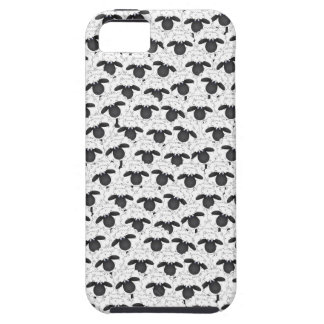 Can't sleep, then count sheep. iPhone SE/5/5s case