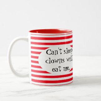 Can't sleep. Two-Tone coffee mug