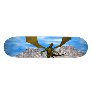 """Can't Take The Sky"" Skateboard"