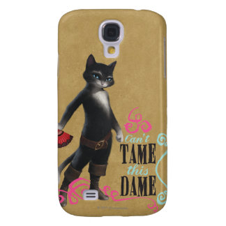Can't Tame This Dame (color) Samsung Galaxy S4 Cover