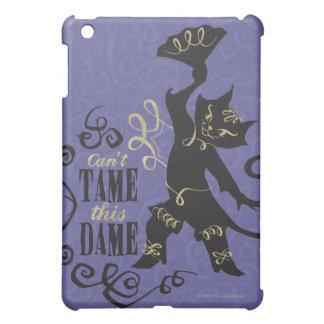 Can't Tame This Dame iPad Mini Cover