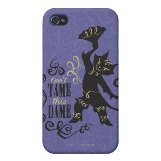 Can't Tame This Dame iPhone 4/4S Cover