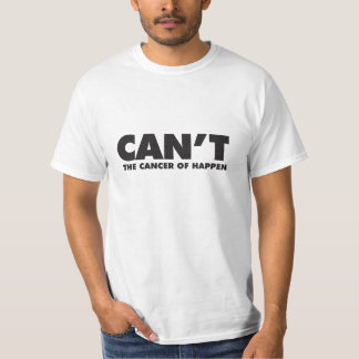 CAN'T:
