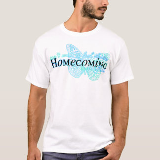 Can't Wait for those Homecoming Butterflies T-Shirt