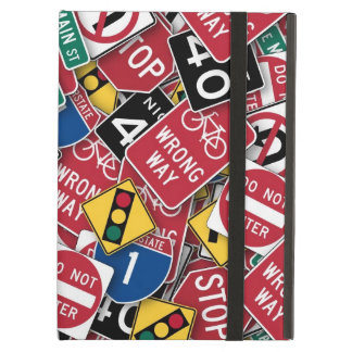 Can't You Read The Signs iPad Cover