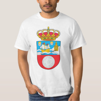 Cantabria Coat of Arms T-shirt