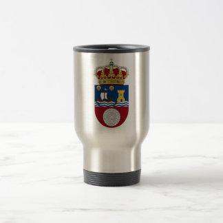 Cantabria (Spain) Coat of Arms Coffee Mug