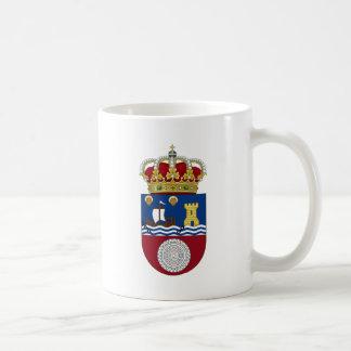 Cantabria (Spain) Coat of Arms Mugs