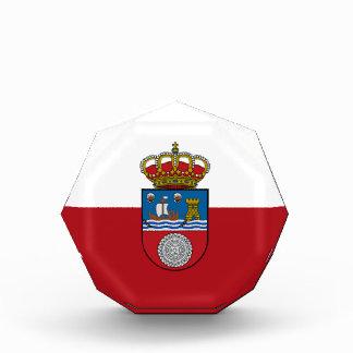 Cantabria (Spain) Flag Award