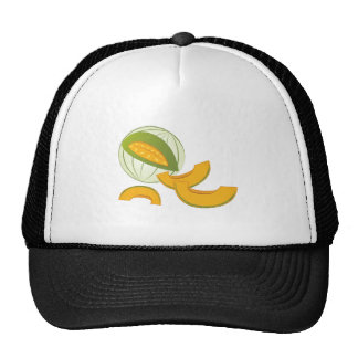 Cantaloupe Trucker Hat