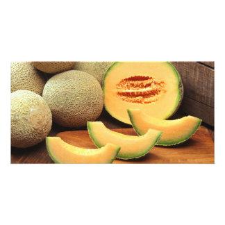 Cantaloupes Card