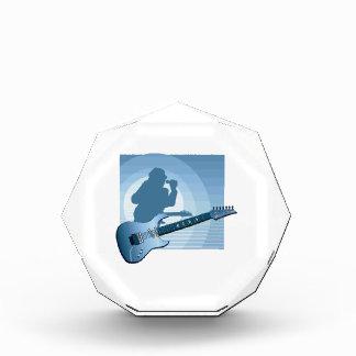 cantante blue.png de la guitarra eléctrica