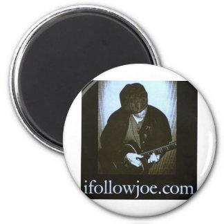 Cantante/compositor Joe Campbell Imán Redondo 5 Cm