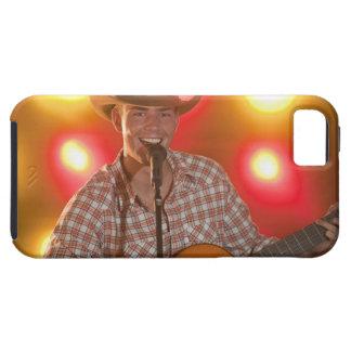 Cantante de country funda para iPhone SE/5/5s
