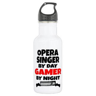 Cantante de la ópera por videojugador del día por