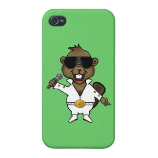 Cantante del club nocturno iPhone 4/4S funda