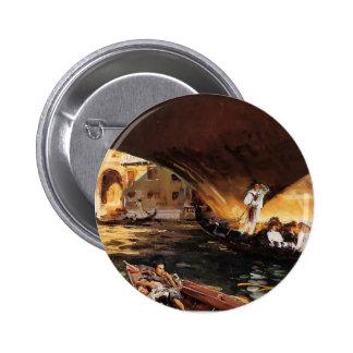 Cantante Sargent- de Juan el Rialto Venecia Pins