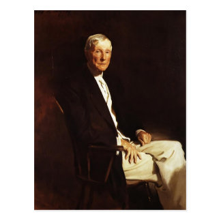 Cantante Sargent- Juan D. Rockefeller de Juan Tarjeta Postal
