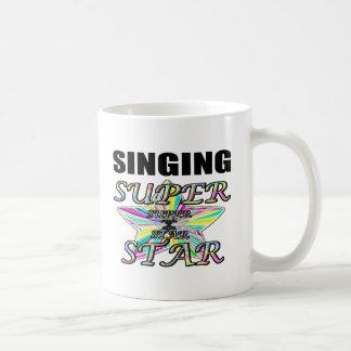 cantante tazas