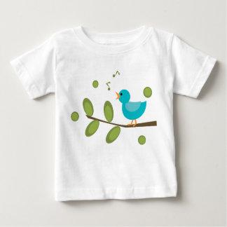 Cante un pájaro de la canción tee shirts