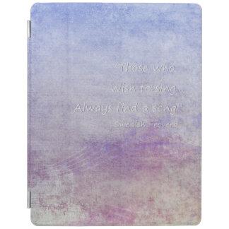 Cante una canción - iPad 2/3/4 cubierta de la Cubierta De iPad