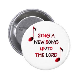 Cante una nueva canción al señor - 23 pins