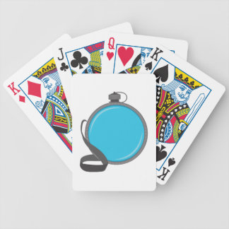 Canteen Bicycle Playing Cards