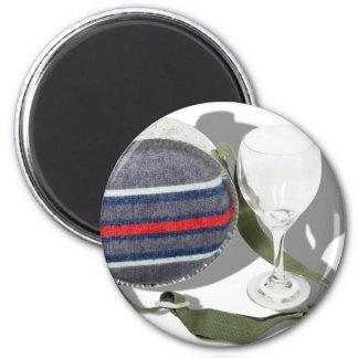 CanteenWineGlass050209Shadows Magnets