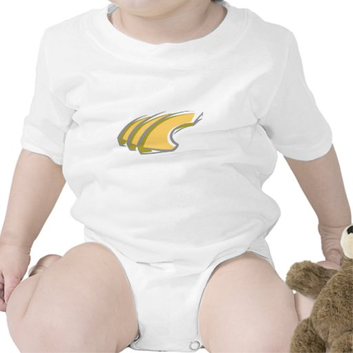 Canteloupe Traje De Bebé