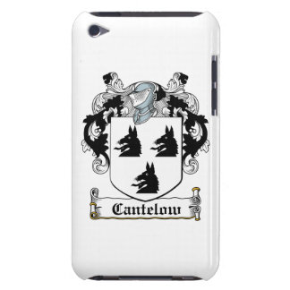 Cantelow Family Crest iPod Touch Cases
