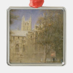 Canterbury Cathedral Christmas Ornament