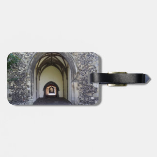 Canterbury Cathedral cloister Luggage Tag