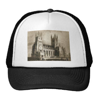 Canterbury Cathedral Mesh Hat