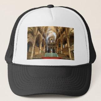 Canterbury Cathedral, Kent, UK Trucker Hat