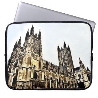 Canterbury Cathedral Neoprene Laptop Sleeve