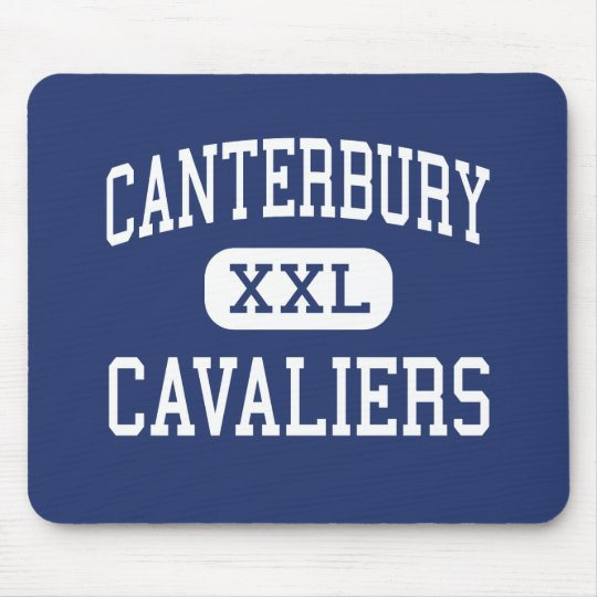 Canterbury - Cavaliers - High - Fort Wayne Indiana Mouse Pad