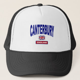 Canterbury England Trucker Hat