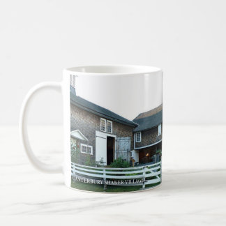 Canterbury Shaker Village Historical Mugs