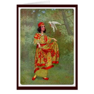 Canterbury Tales - Canacee Card