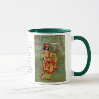 Canterbury Tales - Canacee Mug