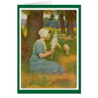 Canterbury Tales - Griselda Card