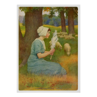 Canterbury Tales - Griselda Poster
