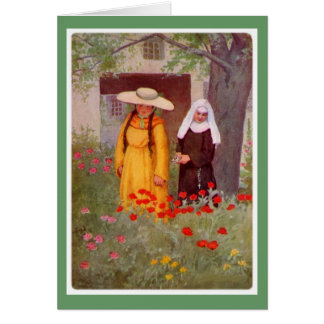Canterbury Tales - The Wife of Bath & The Prioress Card