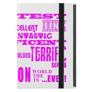 Canteros de los chicas: Cantero más grande rosado iPad Mini Coberturas