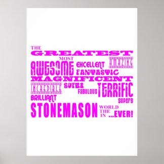 Canteros de los chicas: Cantero más grande rosado Impresiones