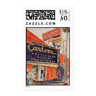 Canter's Postage