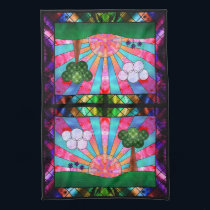 Canticle of the Sun Kitchen Towel