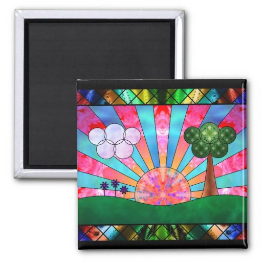 Canticle of the Sun Magnet